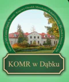Logo KOMR Dąbek